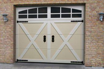 Sectional garage doors (6)