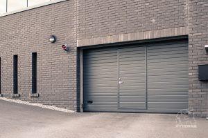 garagentor mit tür